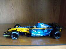 1/18 F1 Mattel Hotwheels Renault R26 Fernando Alonso campeón mundial de 2006