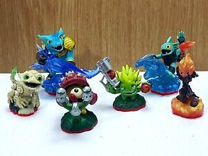 Skylanders Trap Team Bundle Of 6 Character Figures