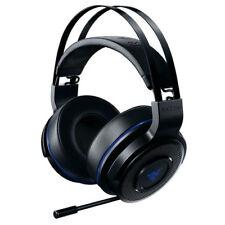 Razer Thresher 7.1 Dolby Surround Sound Wireless Gaming Headset for PS4 PC Black
