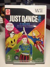 Just Dance 2015 (Nintendo Wii) PEGI 3+ Complete VGC