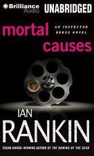 Inspector Rebus: Mortal Causes 6 by Ian Rankin (2014, CD, Unabridged)
