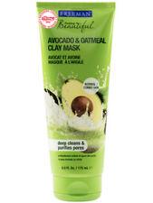 FREEMAN Facial Clay Mask Avocado & Oatmeal Normal to Combination Skin