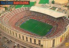 Stadionpostkarte Nou Camp FC Barcelona # 18