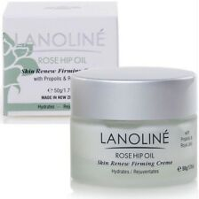 Lanoline New Zealand Rose hip Oil Skin Renew Firming Creme 50g
