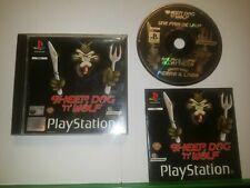 Sheep, Dog 'N' Wolf - PS1  Playstation1 Game - Black Label - UK PAL