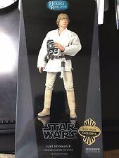 Luke Skywalker Moisture Farmer STAR WARS SIDESHOW Collectible Tatooine EXCLUSIVE