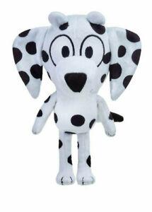 "Bluey CHLOE Plush 7"" Soft Toy Bluey Stuffed Animal Dalmation"