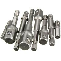 NUEVO ~ 8 piezas 0.6cm 1cm 1.3cm Enchufe Adaptador Para Impacto controladores