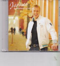 Jannes-Ik Wil Altijd Bij Jouw Zijn promo cd single