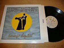 The Hotel Orchestra - Swings Digital - LP Record   NM NM