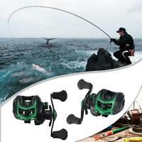 High Speed Bait Casting Fishing Reel 20 Ball Bearings 9.1:1 Lure Fresh Wheel