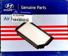 Genuine Hyundai Tucson (MY16-,  Part No. 97133 D1000) Aircon filter