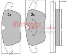 Original metzger Set of Brake Pads Disc Brake 1170035 for Daimler Ford Jaguar