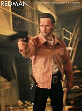 "Redman 1/6 Scale Sheriff Casual Edition Accessory Set 3 for 12"" Figure RM03"