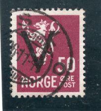 Norway used - F-VF - Norgeskatalogen 287