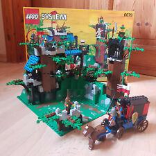 "Lego Robin Hood Set 6079 ""Dark Forest Fortress"" mit BA + OVP Komplett"