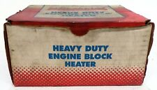 ZEROSTART ENGINE BLOCK HEATER, 860-4819, 1500WATTS, 120VOLTS