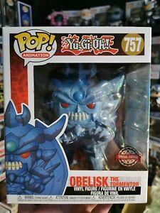 "Yu-Gi-Oh! - Obelisk the Tormentor 6"" Super Sized Pop! Vinyl IN STOCK NOW"