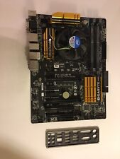 Gaming Mother Board and Processor