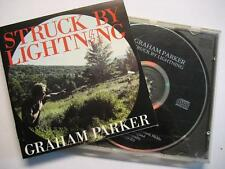 "GRAHAM PARKER ""STRUCK BY LIGHTNING"" - CD"