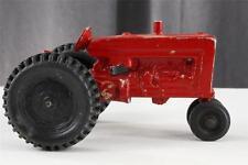 Vintage International Harvester Red Metal Farm Toy Vehicle TRACTOR 5.25