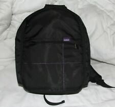 DInGQIAN ~ Photography Camera/Accessories Back Pack! Black & Purple!!