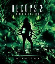 DECOYS 2: ALIEN SEDUCTION Movie POSTER 27x40