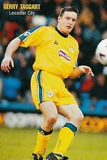 Football Photo>GERRY TAGGART Leicester City 2000-01