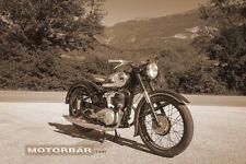 Puch 250 TF Oldtimer Motorrad Klassiker 1953 naked