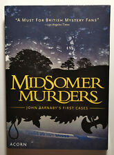 Midsomer Murders: John Barnaby's First Cases [New DVD] Boxed Set