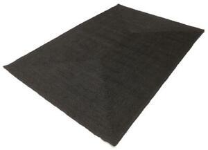 Rug 100% Natural Jute handmade reversible rustic look area carpet runner rag rug