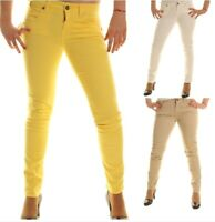 Jeans Donna Pantaloni 525 GRUPPO EINSTEIN Slim Fit A246 Tg 26 27 28 29 30