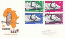 B 2302  University of Malawi Oct 1965 First Day Cover