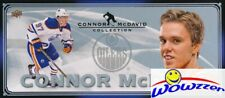 2015/2016 Upper Deck #C-1 Connor McDavid Collection ROOKIE JUMBO MINT Oilers