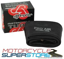 "NEW PRO-AIR 400/450-18"" PREMIUM MOTORCYCLE MOTORBIKE BUTYL INNER TUBE"