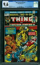 MARVEL 2 IN 1 ISSUES 4 & 5 GUARDIANS OF GALAXY CGC 9.6 9.2 SPIDERMAN HULK THOR