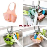 Kitchen Organiser Hanging Basket Storage Sink Pouch SpongeHolder Caddy Bathroom