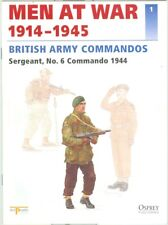 Osprey-WWII-British Army Commandos-Uniforms-Equipment-Insignia-Service-Guide!