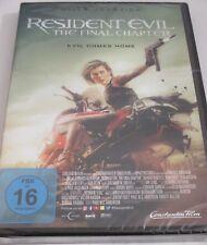 Neues AngebotResident Evil 6 - The Final Chapter - DVD/NEU/Action/Milla Jovovich/Constantin