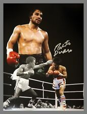 More details for  roberto duran signed boxing 12x16 photograph : a : new