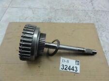 99 00 EXPEDITION AUTOMATIC TRANSMISSION 5.4L 4R100 4X2 ID XL7P-AA clutch shaft