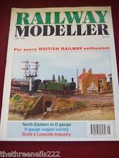 RAILWAY MODELLER - LINESIDE INDUSTRY - MAY 1994 VOL 45 #523