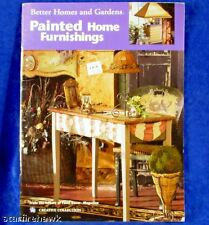 PAINTED HOME FURNISHINGS Paint Home Decor 30 Projects