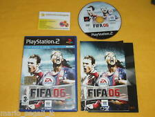 FIFA 2006 Ps2 Playstation 2 ver.ITA PRIMA STAMPA! TOP!!