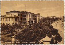 BOLOGNA - VIA S.VITALE E OSPEDALE S.ORSOLA 1950
