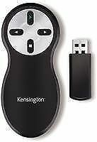 Kensington Wireless Presenter with Red Laser Remote Control