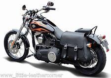 Borsa SELLA 28l, Harley-Davidson Dyna, street fat bob super wide glide Pack Borsa