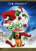 Dr. Seuss' How the Grinch Stole Christmas (Widescreen Edition) [DVD]