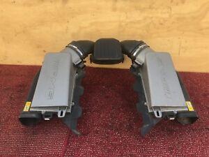 MERCEDES W204 C63 ML63 CLS63 E63 AMG AIR INTAKE BOX MUFFLER CLEANER FILTER OEM
