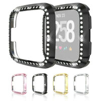 Ultra-Slim Luxury Crystal Screen Protector Cover Protector For Fitbit Versa/Lite